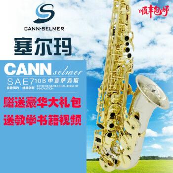セルマ高级サーク初心者降e调成人アルトサーク风管楽器顺豊包セルマセブン710 B进级白铜ラ口法