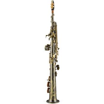 元業楽器ゴールドソプラノサックスJYAS-2000 JエグゼクティブBサックス