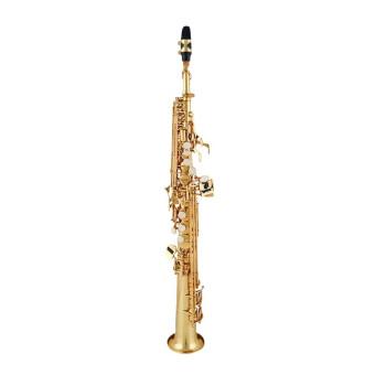 メタ楽器ゴールドJYSS-E 100 GサクソフォーンゴールドソプラノサックスJYSS-E 100 G