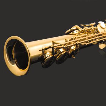 ビギナーソプラノサックス2019新型S 10低B調ソプラノサックス風/大人男女専門演奏級のサックス楽器ゴールドイエロー