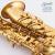 【新商品発売】フランス海博瑞恩アルトサックス楽器初心者検定演奏ユニバーサルバンド終身保証砂金:優雅な質感と音色が磁気的でメキシコ