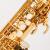 サンスクリットの巣FLOFAIRサクソフォーン洋楽器専門演奏級成人児童団体が漆金中音降下E調中音サックス風FAS-861コーヒー色ニッケル結合サックスを上演します。