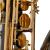 唐爵(TALLJO)降B调次アルトサックス管楽器専攻演奏サクソフォーンメッキ黒ニッケル金ボタン604