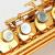 美徳威MIDWAYソプラノサックス台湾原産のB調ソプラノ-ト-サックス専門演奏M.PSS-86 G一体高音