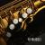 フランスのローリングサックスのカルロスKSA-A 1アルトサックス楽器のバラゴールド
