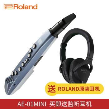 ローランドAE 01 AE 05 AE 10電吹管電気サクソフォーン初心者大人サクソフォーンAE-01 MINI電気吹管+RH-5イヤホン