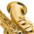 VIBRAA威柏爾西洋管弦楽降下B调次アルトサーク/管楽器専門タイプK 800